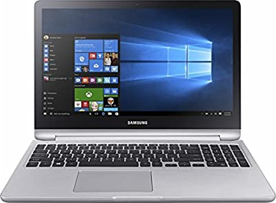Samsung Newest Spin 2-in-1 Touchscreen Flagship Premium 15.6 inch Full HD Gaming Laptop PC, Intel Core i7-7500U, NVIDIA GeForce 940MX Graphics, 16GB RAM, 1TB HDD, HDMI, 1 USB Type-C, Windows 10