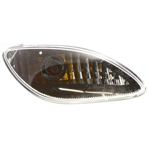 Make Auto Parts Manufacturing - ESCORT 98-03 SIGNAL LAMP RH, Assembly, Park Lamp, Coupe, ZX2 Model - FO2521145