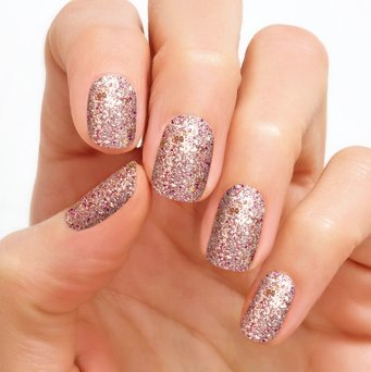 Color Street QuotTokyo Lightsquot Nail Polish Strips