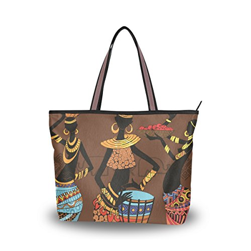 African Leather Bags - 3