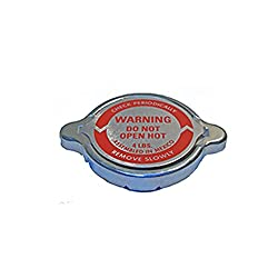 R1851 - Tractor Radiator Pressure Cap for 4# System fits AC, Case, Ford, IH / Farmall, JD, MF, MM and Oliver Tractors Listed