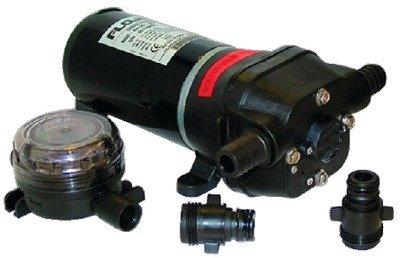 FloJet 04125114A Marine Freshwater Bilge Pump (5-GPM, 12-Volt, (Flojet Marine Pumps)