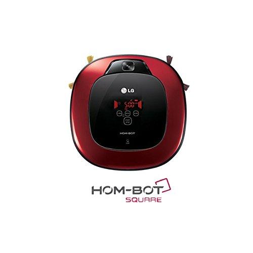Lg 8806084517388 - Robot aspirador vr62601lv negro/rojo: Amazon.es ...