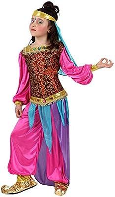 Atosa-10661 Disfraz Árabe, Color Fucsia, 7 A 9 Años (10661 ...