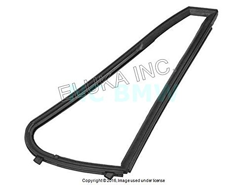Porsche Right Vent Glass Seal For Movable Vent Glass 911 911 S 912 (Right Glass Vent Seal)