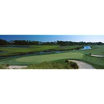 amazoncom biggies gmaga80 augusta golf murals hole