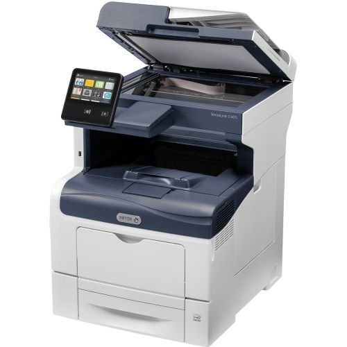 Xerox C405/DNM VersaLink - Multifunction Printer - Color - Laser - Legal (8.5 in x 14 in) (Original) - A4/Legal (Media) - up to 36 ppm (Copying) - up to 36 ppm (Printing) - 700 Sheets - 33.6 Kbps ()