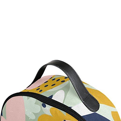 pour au main femme PINLLG multicolore Sac Taille à dos unique porté qnYwxBaxR