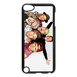 iPod Touch 5 Phone Case Black Busted ZHC2675167