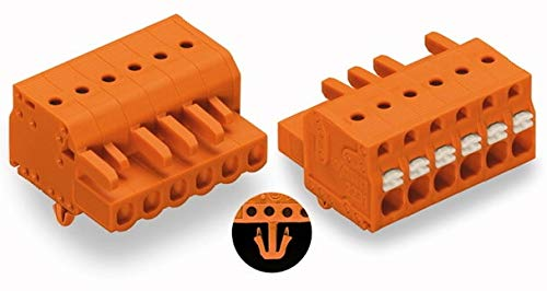 WAGO 2231-316/008-000 Female connector Pack of 2 for sale  Delivered anywhere in USA