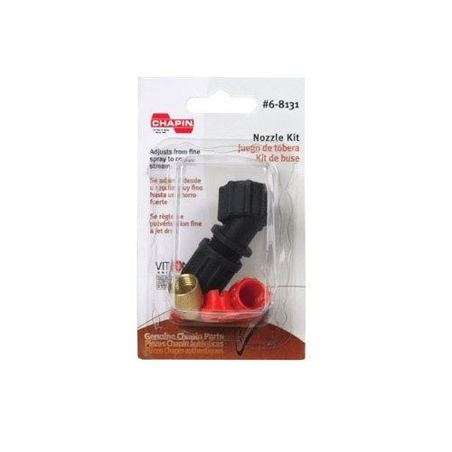 - Home & Garden Premium Nozzle Kit