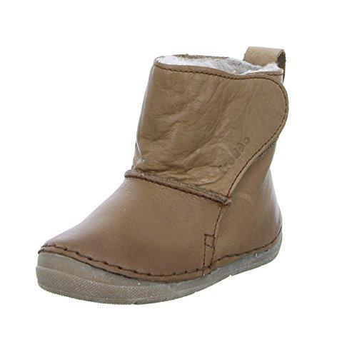 Froddo Girls Boot braun Warm G2160025-2K Mädchen Warm gefütterte Klettstiefel braun (brown)