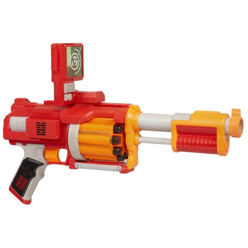 G.I. Joe Retaliation Ninja Commando Nerf Blaster