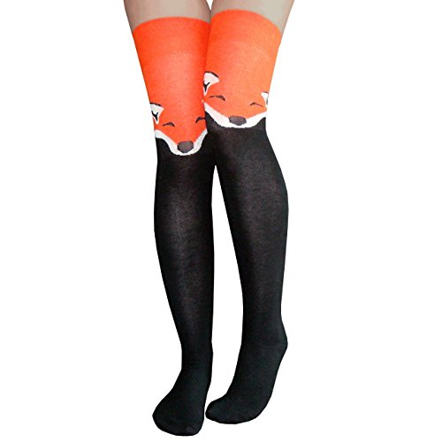 f9393f4aa Chrissys Socks Womens Animal Thigh. Review - Chrissy s Socks Women s Animal Thigh  Highs