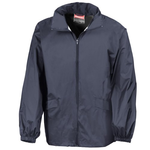 Result Windcheater in a bag - Navy - XL