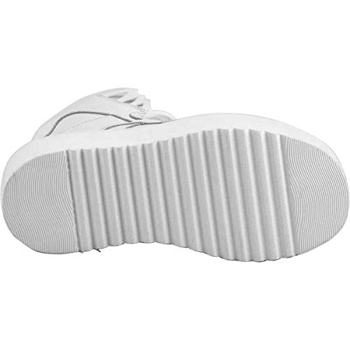 Low Womens 6 Buffalo White 39 Rising Towers 1330 Eu wIqcZCU
