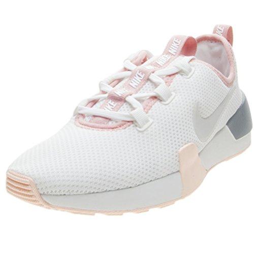 Nike W Ashin Donne Moderne Vertice Aj8799-101 Bianco / Vertice Bianco Grigio-lupo