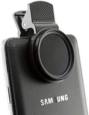 SYSTEM-S - Pinza Universal de Clip, Filtro de Densidad Neutra, Filtro Gris, Filtro ND, Lente para Smartphone y Tablet: Amazon.es: Electrónica