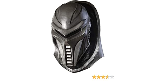 Battlestar Galactica Cylon Overhead Latex Adult Mask: Amazon.es ...