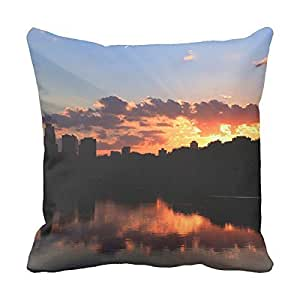 Personalized Pillow Cover Nalco Sunildjk Decorative Throw Pillow Case