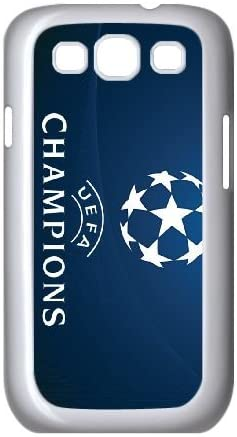 Sports uefa champions league Samsung Galaxy S3 9300 Cell Phone Case White 91INA91250483: Amazon.es: Electrónica