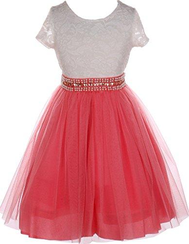 Zipper Taffeta Wedding Dress - 9