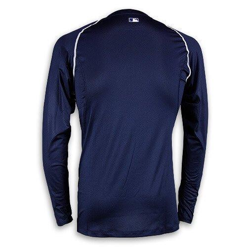 Detroit Tigers 2013 AC Pro-Combat Hypercool Long Sleeve Top by Nike-Medium