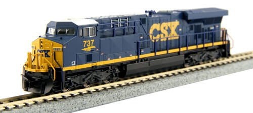 Used, Kato KAT1768929 N ES44AC, CSX #721 for sale  Delivered anywhere in USA