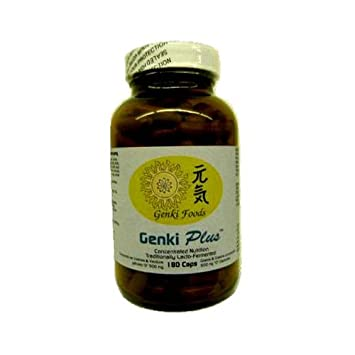 Amazon.com: Genki Plus – Cápsulas: 180 °Cápsulas: Health ...