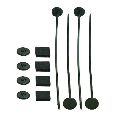 Derale 13001 Plastic Rod Mounting Kit: Automotive