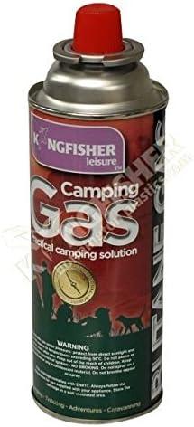 16 x cartucho de Gas butano Gas botellas latas calentador ...