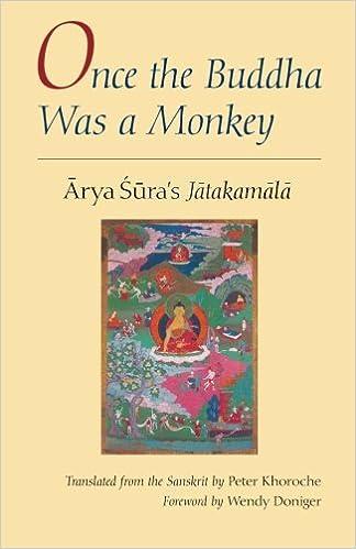 Aryasura Once Buddha Monkey cover art