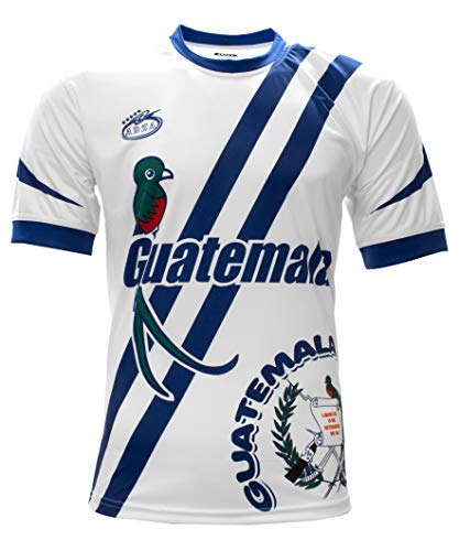 Arza Sports Guatemala – Camiseta de fútbol para hombre