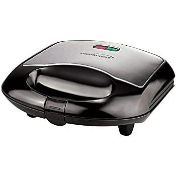 Brentwood Non-Stick Compact Divided Grilled Cheese And Hot Sandwich Maker by Brentwood Appliances
