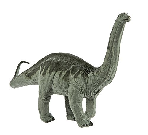 Safari Ltd Great Dinos - Apatosaurus - Realistic Hand Painted Toy Figurine Model - Quality Construction from Safe and BPA Free Materials - For Ages 3 and Up - Large