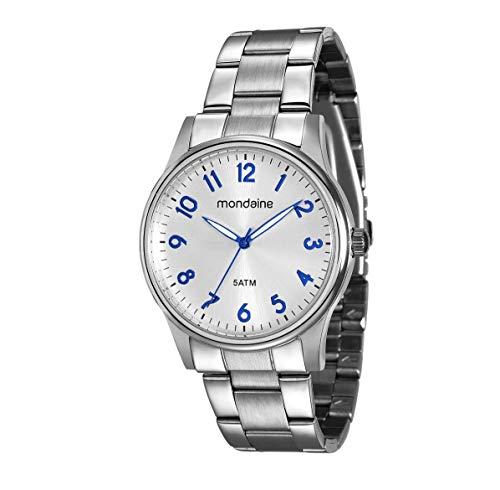 Relógio Mondaine Feminino Aço 78712L0Mvna2