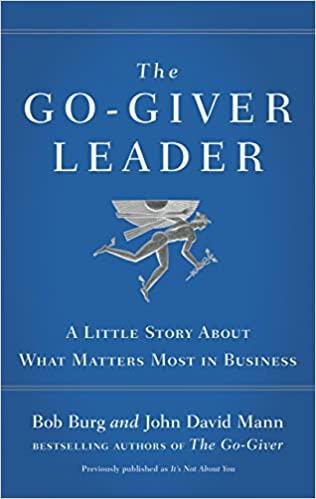 go giver, matisyahu goren, the long short way, bob burg, god