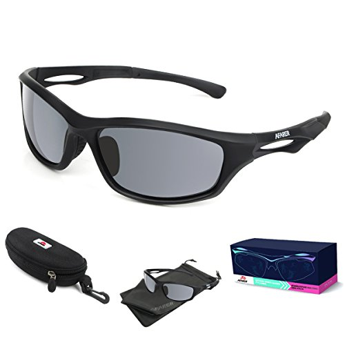 AFARER-Polarized-Sport-Sunglasses-for-men-women-Driving-Cycling-Running-Golf-with-TR90-Unbreakable-Frame