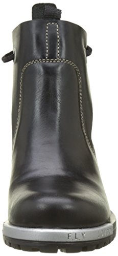 Fly London Vrouwen Luxe046fly Paard Schoenen Zwart (black)