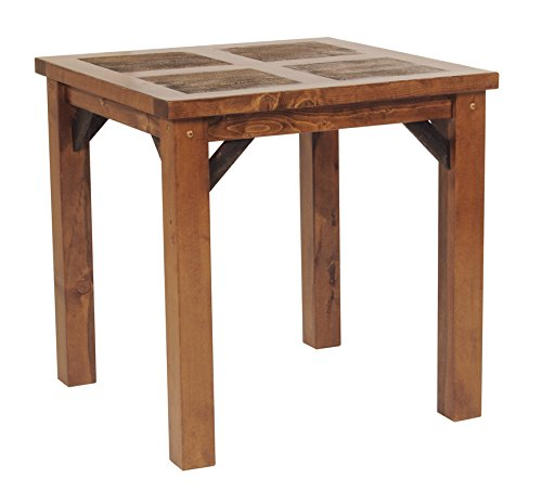 """Mountain Woods Furniture The Wyoming Collection Bistro Table, 4'/36"""" High"""