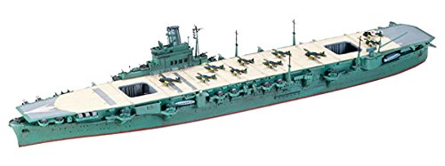 Tamiya 1/700 WWII Japanese Aircraft Carrier (Wwii Ship)