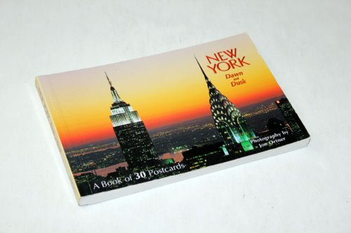 Read Online New York Dawn and Dusk - A Book of 30 Postcards pdf