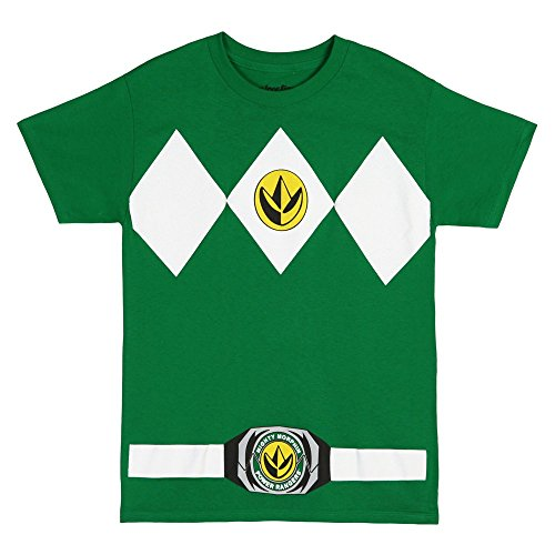 power rangers green ranger - 5