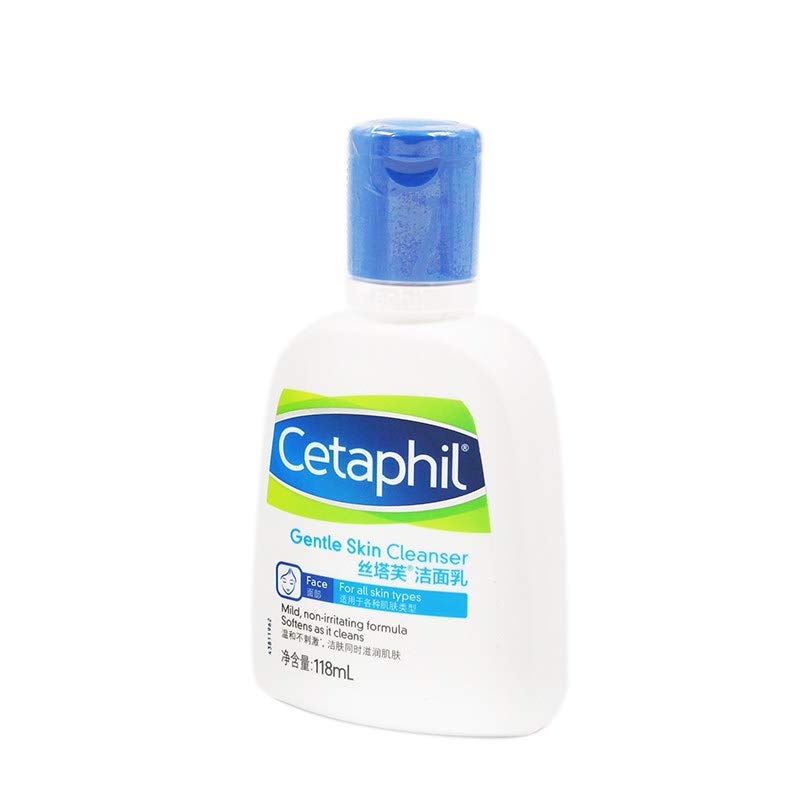 Cetaphil Gentle Skin Cleanser, 4.0 -Ounce Bottles Pack of 6