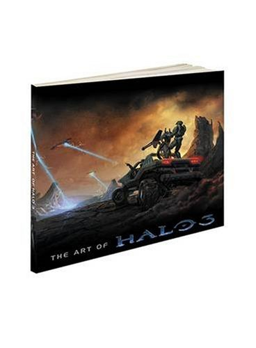 Image of The Art of Halo 3: Prima Official Art Book