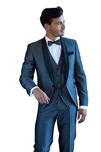 KA Beauty - Costume - Homme bleu bleu
