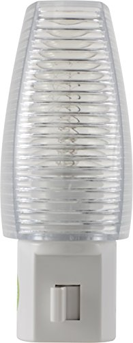 GE 51023 Incandescent Night Light (Clear Shade)