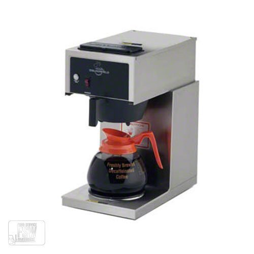 Bloomfield 8542 D1 Pour Over 1 Warmer Stainless product image