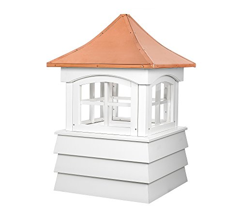 Good Directions Vinyl Guilford Cupola 23x32in (Guilford Cupola Vinyl)