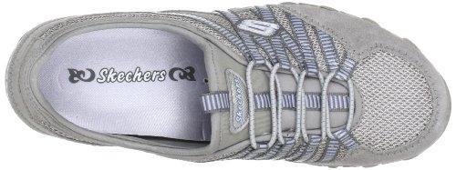 Skechers BikersHot-Ticket - Zapatillas de cuero mujer Marrón (Braun)